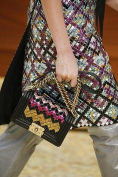 Chanel Boy - Paris Fashion Week: Chanel   DRESS A PORTER – BLOG