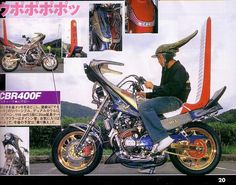 Bosozoku style!!!!