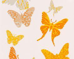 AS Creation Boys and Girls 93634-1 Vlinders behang