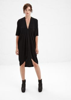 Rick Owens Kite Tunic (Black)
