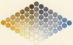 Wilhelm Ostwald Color System
