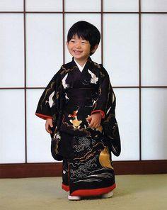 Japanese Boy Angel ... The future Emperor!!!