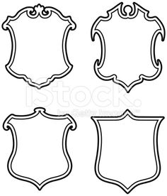 Choose from 60 top Shield stock illustrations from iStock. Find high-quality royalty-free vector images that you won't find anywhere else. Shield Drawing, Arte Horror, Halloween Signs, Gold Pattern, Family Crest, Scrapbook Sketches, Illuminated Manuscript, Printable Coloring, Art Sketchbook