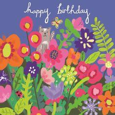 Happy Birthday - Tracy Cottingham