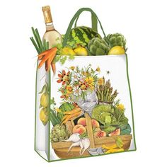 Love these grocery totes