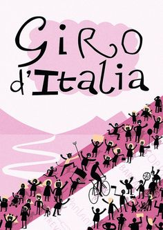 Think Pink! 2013 Giro is soon April 4-26 I love the Giro!