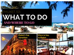 Phuket 101: What to Do and Where to Go http://www.thephuketvillas.com/2015/09/phuket-101-what-to-do-and-where-to-go/ #thailand #phuket #thingstodo #wheretogo #beaches #activities #travel #holiday #tips