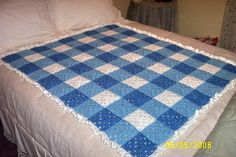 http://www.craftsy.com/project/view/blue-gingham-afghan/10679
