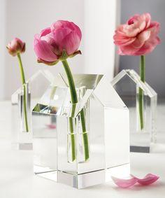 Glass House Vases #design #DotandBoDream