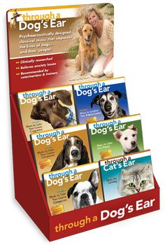 Through a Dog's Ear - Using music and sound to improve the lives of dogs...andtheir people!