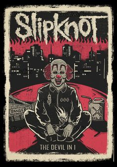 Open-uri20150422-28145-emrr6p Rock Posters, Concert Posters, Slipknot Tattoo, Slipknot Band, Band Wallpapers, Poster Art, Nu Metal, Heavy Metal Bands, Rock Music