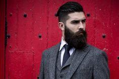 beard styles fashion - Buscar con Google