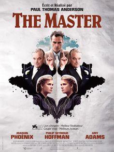 The Master (Paul Thomas Anderson) Joaquin Phoenix and Philip Seymour Hoffman