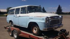'59 International Harvester Travelall