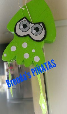 Squid Piñata by BP