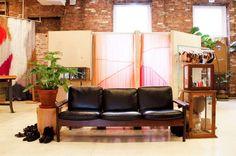Creatures of Comfort - hipshops in New York Comfort Store, Creatures, New York, Couch, Display, Furniture, Home Decor, Floor Space, New York City