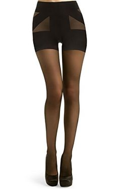 1387c4cd350 Conte XPress Womens Thin Extra Shaping Tightening Shirts Pantyhose Tights  Large Natural   You can find out more details at the link of the image.