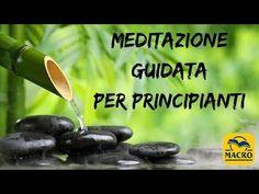 Meditazione guidata per principianti - YouTube Yoga Fitness, Health Fitness, Reiki, Miracle Morning, Ayurveda, Health And Beauty, Feel Good, Meditation, Stress