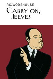 Carry on, Jeeves (Jeeves, #3) by P.G. Wodehouse - John's November pick