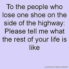 ❤️❤️ YES!!> No, it's lost not lose, you can loose a shoe but no one can lose a shoe