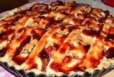 Prajitura cu mere si aluat gratar #reteta  #desert Desert Recipes, Gem, Deserts, Food, Desserts, Dessert, Gemstones, Postres, Dessert Recipes