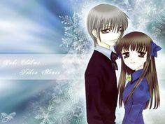 61 Best Yuki Or Kyo Images Kyo Tohru Manga Anime Fruits Basket
