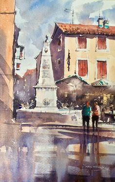 Iain Stewart, St. Rémy de Provence