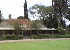 Always loved this home. Karen Blixen home.