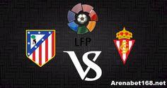 Prediksi Skor Atletico Madrid VS Sporting Gijon 09 November 2015