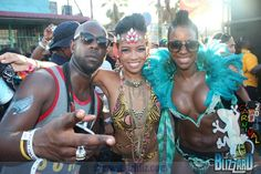 Bunji Anya & Fayann - Tribe - Trinidad Carnival