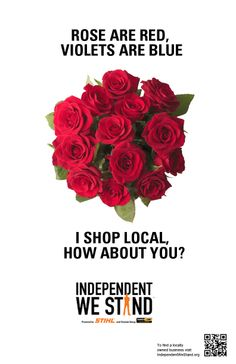 Buy local and share the love this Valentine's Day! Buy Local, Shop Local, Healthy Living Magazine, Healthy Living Tips, Healthy Foods To Eat, Healthy Smoothies, Online Shopping Quotes, Pineapple Images, Coffee Health Benefits