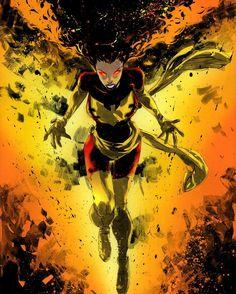 Dark Phoenix | Matteo Scalera