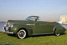1940 Buick convertible