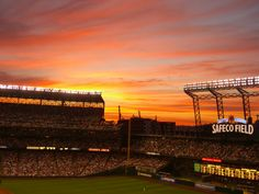 Safeco Field, Seattle, WA