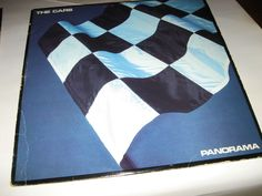 The Cars - Panorama , record vg++, Lp