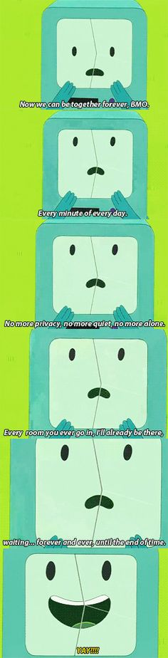 Adventure Time: BMO and Bubble/Air