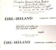 2 Eire Ireland Spring1 Summer2 1987 Journal Of Irish Studies Irish Amer Cul Ins