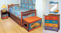 A growing boy needs a space to call his own—like a bedroom personalized to his interests. We have baby boy bedroom ideas, check it out!