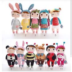 The+perfect+Christmas+gift! Doll+size+12""