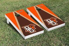 Cornhole Game Set - Bowling Green State Falcons Triangle Version - 15337