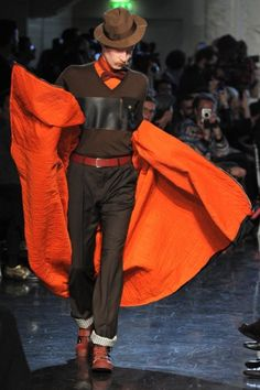 phoar colour <3 | jean paul gaultier - fw2012