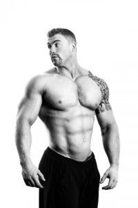 Muscles... #muscles #man #tattoo