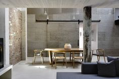 Fitzroy Loft by Architects EAT