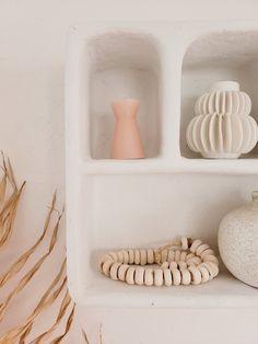 Decor Interior Design, Interior Decorating, Shelf Decorations, Moon Juice, Painted Wooden Signs, Focal Wall, Indoor Photography, Wild Spirit, Roomspiration