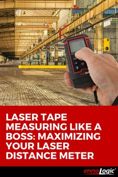 Laser Tape Measuring Like a Boss: Getting the Most out of Your Laser Distance Meter 📏 - ennoLogic Home Gadgets, Electronics Gadgets, Infrared Thermometer, Gadget Gifts, Tape Measure, Like A Boss, Easy Peasy, Opportunity, Rv