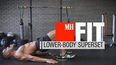 Lower-Body Superset