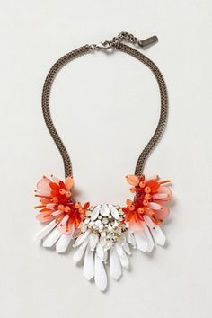 10 Bib Necklaces; The latest trend in accessories