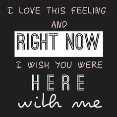 Lyric of Right Now