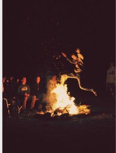 Good ole camp fires. =)  #Fun #SummerNights #Friendship @LiveLaughLove #Stories #Lifestyle #SITACouture