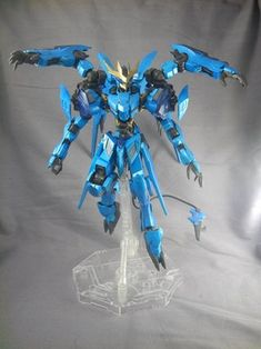Gundam Galamoth, a Barbatos custom I built for my local hobby shop's Gunpla contest : Gunpla